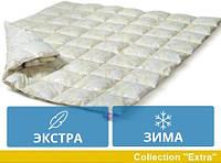 Одеяло MirSon двуспальное Евро пуховое Зимнее 200x220 пух 100% Екстра 041