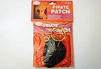 Набор пирата (повязка на глаз, бондана, кольцо)