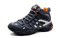 Кроссовки Adidas Gore Tex, мужские, темно-серые, р. 44 45, фото 1