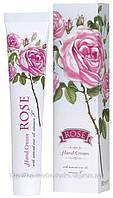 """Крем для рук """"Rose"""" с натуральным розовым маслом """"Болгарская роза - Карлово"""""""