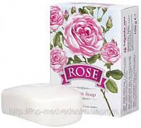 """Крем – мыло """"Rose"""" с натуральным розовым маслом """"Болгарская роза - Карлово"""""""