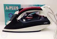 Утюг A-Plus EL- 0068, 2000W, керамическое подошвы