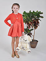 Детское платье с болеро Kolibri 0214
