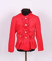 Детский пиджак Kolibri 1014 122, Красный