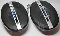 Автомобильная акустика колонки SONY XS-GTF6925 6x9 овалы (600W) 4х полосные. Высокое качество. Код: КДН859