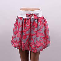 Детская юбка Kolibri 2314 116, Бордовый