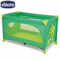 Кроватка-манеж Chicco Easy Sleep Green Jam, 79087.92