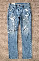 HOLLISTER джинсы скинни ОРИГИНАЛ (W31 L32) СОСТ.ИДЕАЛ