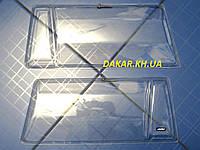 Защита для передних фар автомобиля ВАЗ 2109 прозрачная AV