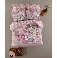 Постельное белье Karaca Home Melinda евро размера