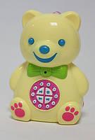 Интерактивный медведь Тимофей 992090 R/BA 502, более 200 сказок, стихи, песни, английский, подсветка
