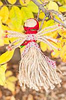 Кукла-мотанка «Десятиручка» 15 см SKU0000330