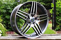 Новые литые диски R18 5x112 Mercedes C E GL ML S AMG CL CLA CLS GLE GLK SL SLS V Viano Vito