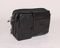 Мужская кожаная сумочка Cheer Soul 3150