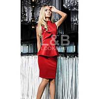 """Платье """"Gucci"""" красное"""