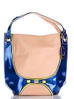Женская сумочка Velina Fabbiano 57135 Бежевый