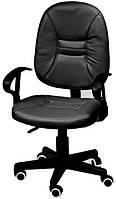 Офисное кожаное кресло EKO 3045 три цвета