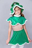 Детский карнавальный костюм Елочка Елка