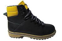 Женские ботинки Timberland натуральная кожа, черные Р. 36 37 39 40 41