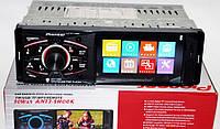 """Классная магнитола Pioneer 4011CRB с Экраном 4"""", Видео, Aux, Bluetooth, USB, AV-in! НОВАЯ!"""