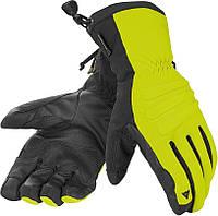 Горнолыжные перчатки Dainese ANTHONY 13 D-DRY GLOVE-L 4815915-R57 GREEN-LIME/BLACK