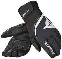 Горнолыжные перчатки Dainese CARVED LINE GTX GLOVE-XL 4815923-E14 BLACK/WHITE