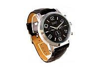 Мужские механические часы Jaragar  черный