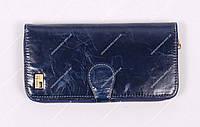 Кошелек кожаный JCCS JS1032 Синий