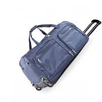 Дорожная сумка на колёсах среднего размера