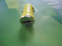 USB адаптер переходник в прикуриватель авто