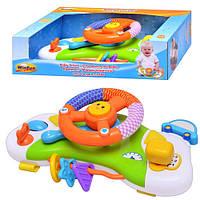 Музыкальный руль WinFun 0704 NL для малышей