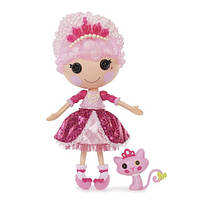 "Кукла 543725 LALALOOPSY серии ""Принцессы"" - БЛЕСТИНКА (с аксессуарами)"