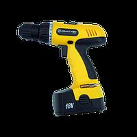 Шуруповерт аккумуляторный Craft-tec PXCD 215 18-2-1H (Желтый)