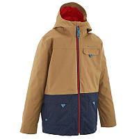 Куртка туристическая QUECHUA HIKE 500 3 в 1 для мальчика