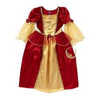 Новогодний эксклюзивный костюм на девочку (бальное платье Бель (Красавица и Чудовище)
