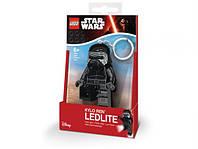Брелок-фонарик Лего Звездные Войны Кайло Рен LGL-KE93