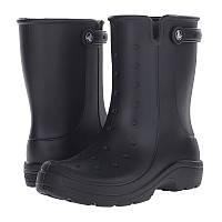 Сапоги мужские резиновые дождевики литые CROCS Unisex Reny II Rain Boot