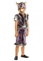 """Детский карнавальный костюм Волка (от 3 до 6 лет) """"Karnaval"""" LZ-1408"""
