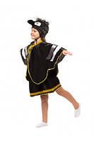 """Детский карнавальный костюм Вороны для девочки (от 4 до 9 лет) """"Karnaval"""" LZ-1408"""
