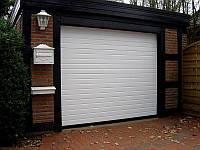 Гаражные секционные ворота Alutech Trend 2,8м*2м
