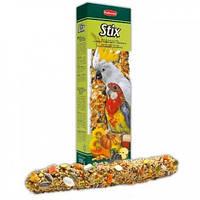 Padovan (Падован) Stix grandi parrocchetti pappagalli Дополнительный корм для средних и крупных попугаев 150 г