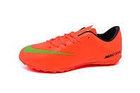 Сороконожки футбольные Nike Mercurial G6 Red (реплика)