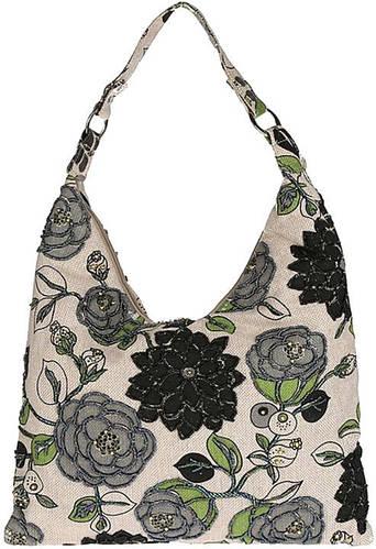 Молодежная женская сумка из текстиля Traum 7216-08, черный