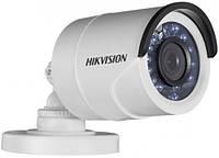 2 Мп Turbo HDTVI камера Hikvision DS-2CE16D0T-IR (3.6)