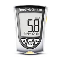 Акция!Глюкометр FreeStyle Optium (обменный) (ABBOTT, США)