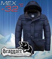 Куртка известного бренда Braggart