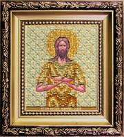 Набор для вышивки бисером Б-1149 Икона святой Алексий, человек Божий