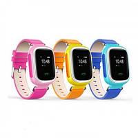 Детские умные часы с GPS трекером Q60