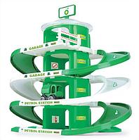 Детский гараж 4 уровня (паркинг для машинок), Wader  50410