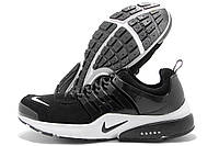 Кроссовки мужские Nike Р200-1 черные (найк)